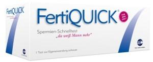 FertiQuick-Test der Spermatest für zuhause