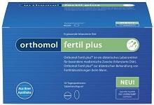 Orthomol Fertil Plus Kapseln - Test und Erfahrungsberichte